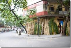Marchand de bambou