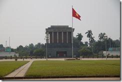 Tombe Ho Chi Minh à Hanoï