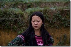 Ma guide, une Black Hmong de 19ans