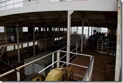 Mon ferry version non touristiquee