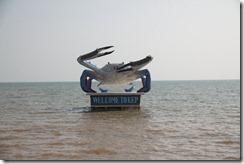 0023 - Crabe de bienvenue, Kep, Environs Kampot