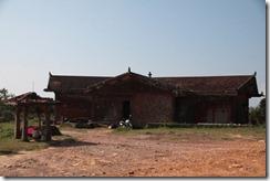 0028 - Maison coloniale, Phnum Bokor national parc, environs Kampot