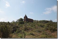 0038 - Eglise coloniale, Phnum Bokor national parc, environs Kampot