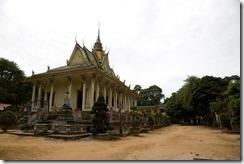1449 - Pagode, Environs Tra Vinh