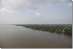 1466 - Pont arrivé Can Tho, QL1, Tra Vinh vers Can Tho