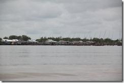 1475 - Filer de peche, Tour en bateau dans les marais, Environs Nam Can, Environs Ca Mau