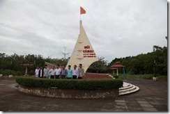 1486 - Mui Ca Mau, Tour en bateau dans les marais, Environs Nam Can, Environs Ca Mau