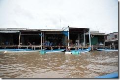 1507 - Village de pecheur, Tour en bateau dans les marais, Environs Nam Can, Environs Ca Mau