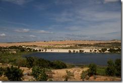Les premieres dunes de sable au nord de mui ne