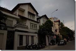 Le quartier chic à HCMC