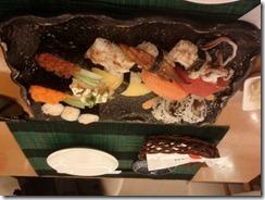 quelques sushis