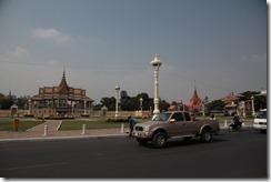 0129 - Temple fermé pour la mort du roi, Phnom Penh