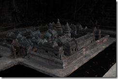 0151 - Ankgor miniature, Siem Reap
