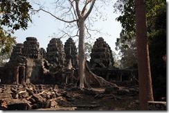 0176 - Temple 2, Environs Siem Reap