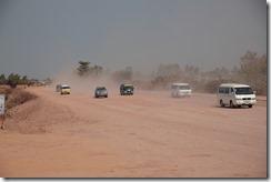 0223 - Remake Paris Dakar, Route 6A, Kampong Cham vers Phnom Phen