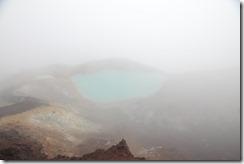 0171 - Lac d'emeraude, Treck Tongariro Crossing, Mont Tongariro, Tongariro National Park