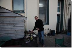 0401 - Robert l'allemand, BBQ, Greymouth