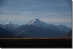 0442 - Mont Cook, Geraldine vers Mt Cook