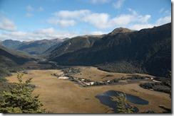 0496 - Fjordlands national parc, Proximite grebe river, Route inconnue, Environs Manapouri