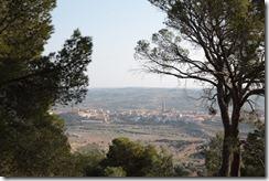 0025 - Un village fortifié, N232, Alcaniz vers Alicante