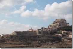 0031 - Une ville fortifiée, N232, Alcaniz vers Alicante