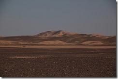 0116 - Panorama, Dune de sable, N13, Merzouga
