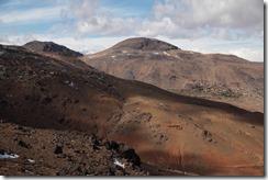 0518 - Village du bout du monde, Bout de la piste, Piste goudronnée, Anzal vers l'ouest, Skoura vers Taliouine