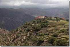 0560 - Nord Targua n'Touchka, Piste sans nom, Tafraoute vers Agadir