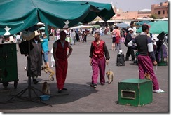0615 - Place Jamaa El Fned, Marrakech