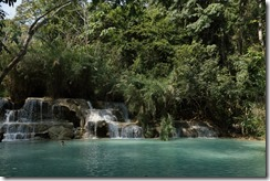 0198 - Luang Prabang, Environs Luang Prabang, Kuang Si Waterfall